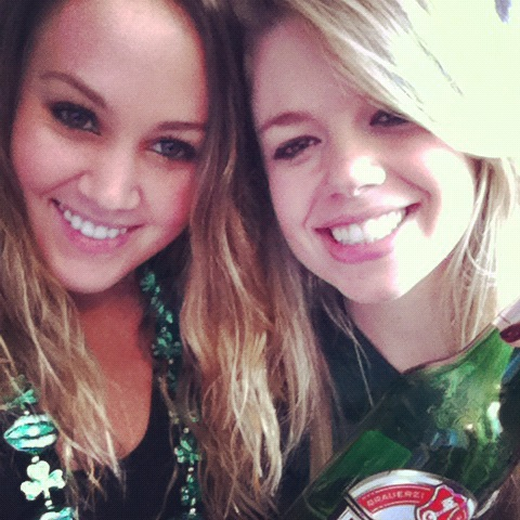 St. Patty's Party with my Taste Tester