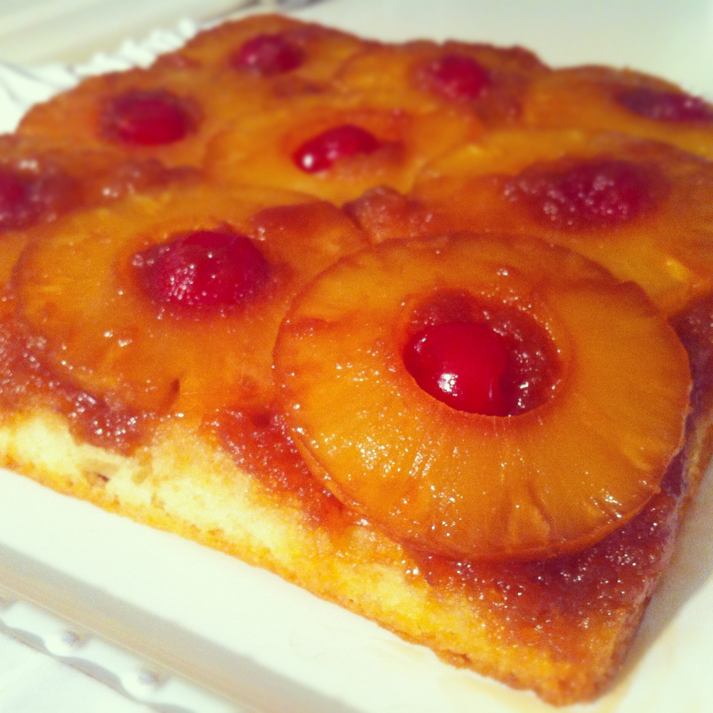 Pineapple Upside Down Cake Recipe — Dishmaps